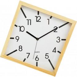 Drevené nástenné hodiny DE1258