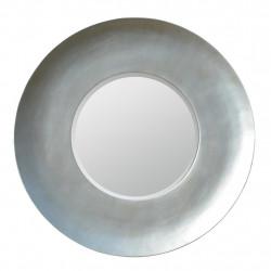 Zrkadlo 108,5x,108,5 cm Mušla