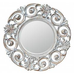 Zrkadlo 93,5x93,5 cm Moderné Baroko