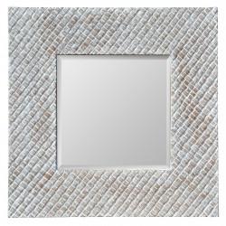 Zrkadlo 88x88 cm Cesta