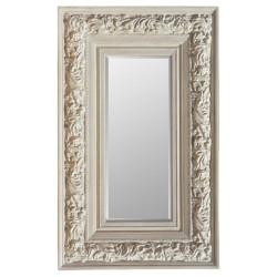 Zrkadlo 232x143 cm Rustik Masiv