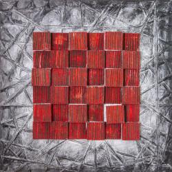 Maľovaný originál 80x80 Egyptské vlákno