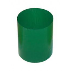 Zelená 45mm guma na tvrdé drevo