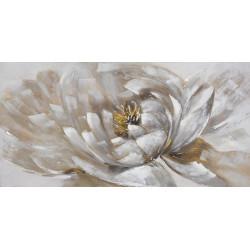 Maľovaný originál 140x70 Lekná