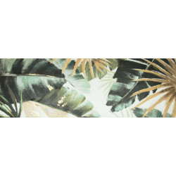 Maľovaný originál 40x120