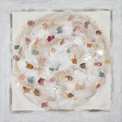 Maľovaný Originál 100x100 Detská mozaika 2