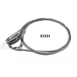 Kábel pre nožný pedál CS 88, CS CART a CS 1UNI