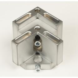 Dvojité mechanické tlakové podložky pre všetky sponkovačky série U