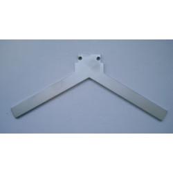 Pevné ramená na spájanie pri 135° pre U200, U300 (M3)