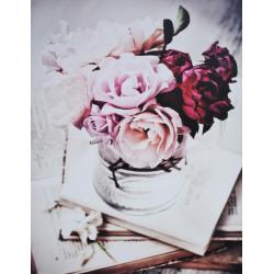 Obraz na plátne 75x100 Romantické čítanie