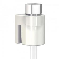 Cylindrový hák biely