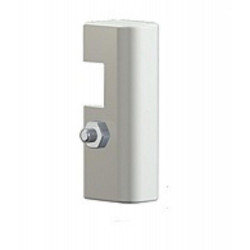 Blokvacie zariadenie 4 mm biele