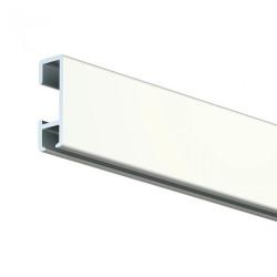 Závesná lišta biela - 200cm