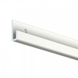 Závesná lišta Classic Rail  biela  200 cm