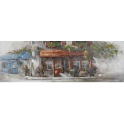 Maľované originály 50x150 Otvorené