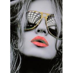 Obraz na plátne 50x70 Fashion 8