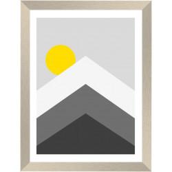 Rámovaný obraz Nordic Style 18x24