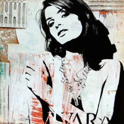 Obraz na plátne 50x50 Ženská vášeň 1