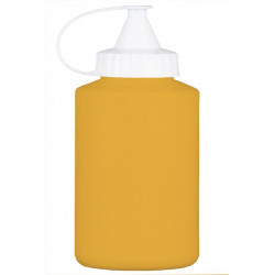Akrylová farba 500ml - Deep yellow