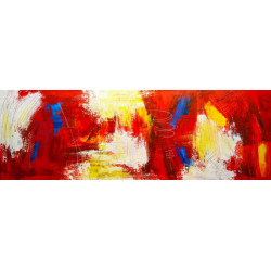 Maľovaný originál 50x150