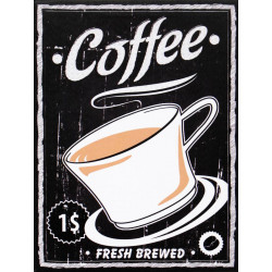 Obraz na plátne 30x40 Šálka kávy