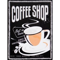 Obraz na plátne 30x40 Obchod s kávou