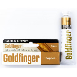 Pasta Goldfinger Copper