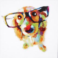 Obraz na plátne 50x50 Jolly Dog 2