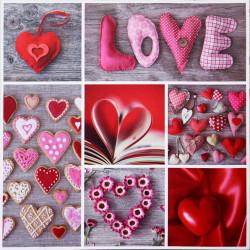 Obraz na plátne 70x70 Valentín