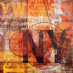 Obraz na plátne 50x50 Veľké Jablko