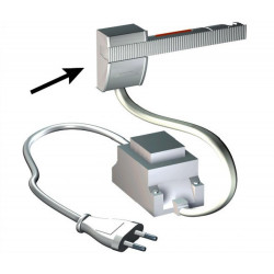 Combi Rail Pro Light - koncovka
