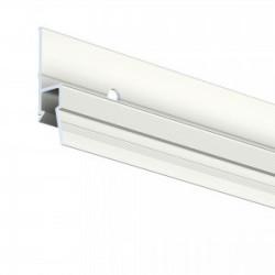 Závesná lišta Deco Rail biela pretieratelná 200 cm