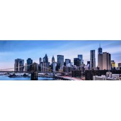 Obraz na plátne 50x150 Veľký mestský život