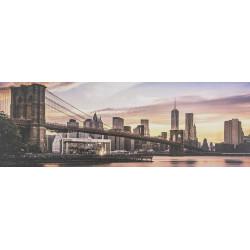 Tlačený obraz na plátne 90x30