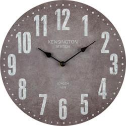 Drevené nástenné hodiny BL203011A