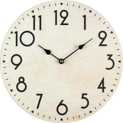 Drevené nástenné hodiny BLH30082