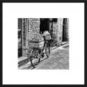 Čierno-biele rámované obrazy